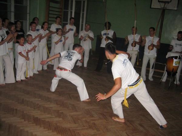 Festival Internaţional de Capoeira la Satu Mare