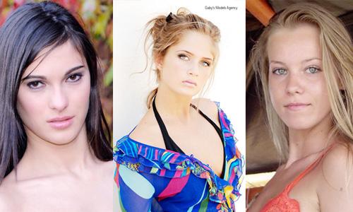 "Frumuseţile de la ""Gaby's Models"" la finala MISS WORLD România"