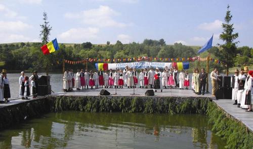 Festivalul nr. 54 de la Oţeloaia