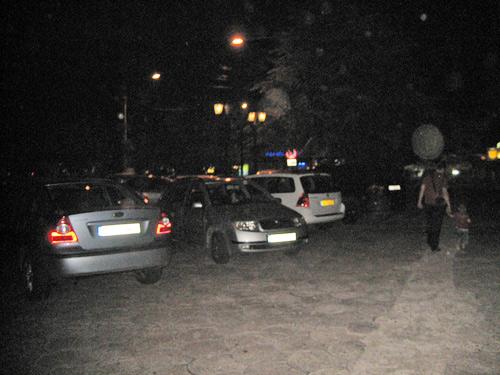 """""""Şmecherii"""" au liniştiţi drept la parcare ilegală"""
