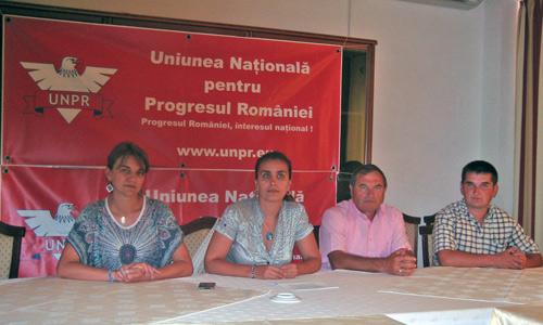 """UNPR Satu Mare va strânge semnături pentru legea """"Pintea haiducu"""""""
