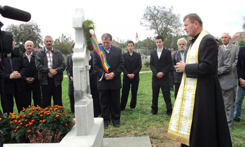 110 ani de la moartea preotului Ioan Pop