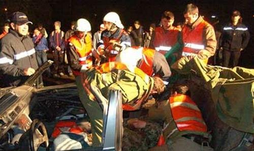 Accident mortal în localitatea Lipău