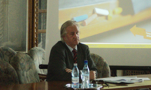 George Vulturescu atacă frontal Consiliul Judeţean