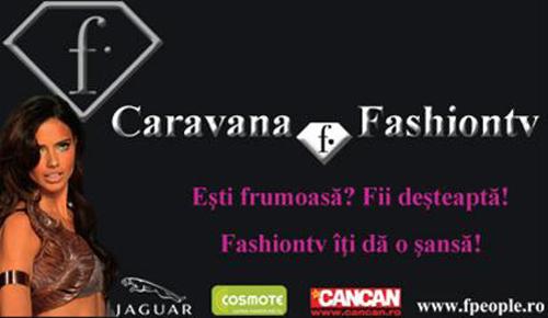 Caravana Fashiontv a ajuns la Satu Mare