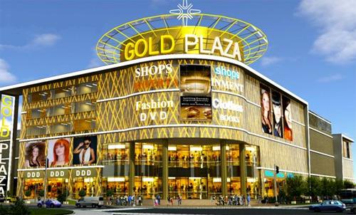 Se deschide Gold Plaza