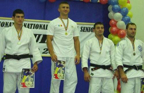 Marian Halas, campion național la judo