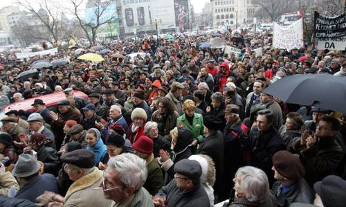 Cât a costat deplasarea sindicaliştilor sătmăreni la mitingul de la Bucureşti ?