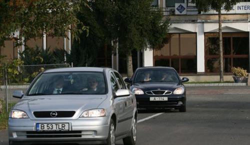 Oprea şi ceilalţi lideri UNPR au vizitat Satu Mare pe banii statului