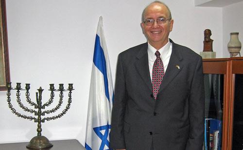 Ambasadorul Israelului vine mâine la Satu Mare