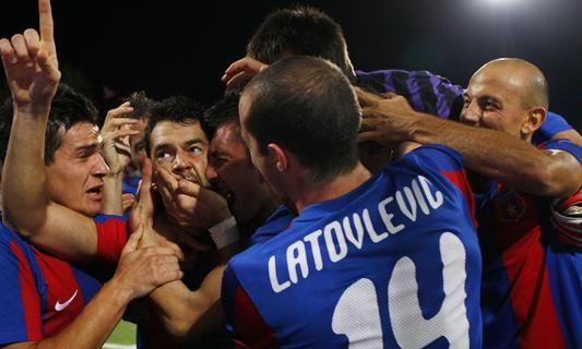 Victorie importantă a Stelei în Europa League