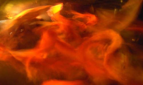 Incendiu la un service auto de pe Bariţiului