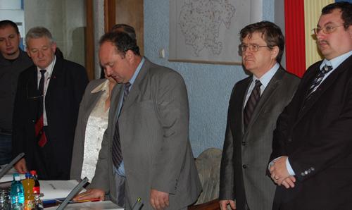 Radu Mureşan este proaspăt consilier judeţean PNL