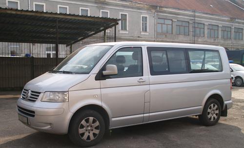 Maşină furată din Cehia, descoperită la Halmeu