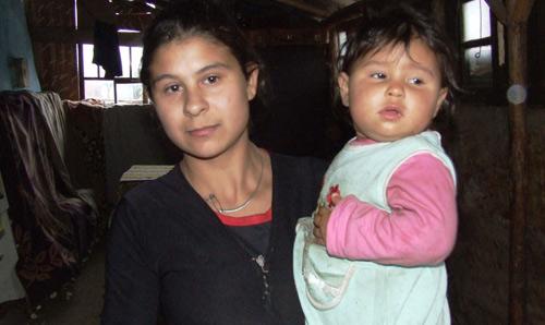 Copil de trei luni mort la Tătărăşti