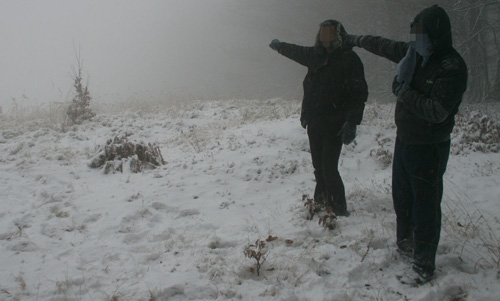 2 sirieni prinşi la frontiera cu Ucraina