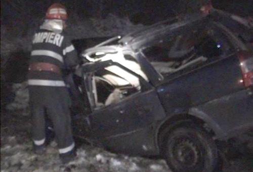 Accident mortal lângă Livada