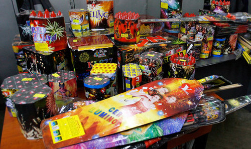 """Acţiunea """"Foc de artificii"""", în derulare la Satu Mare"""