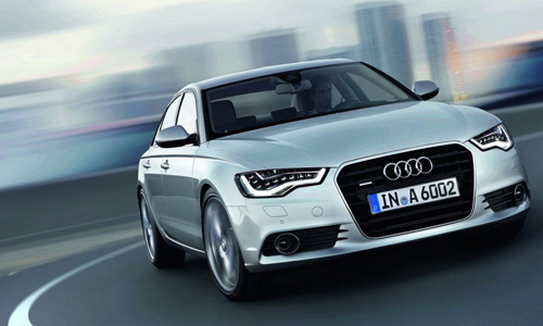 Noul Audi A6