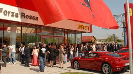 Criza nu a atins şi piaţa maşinilor de lux din România