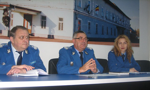 Jandarmii s-au zbătut să reducă la jumătate infracţionalitatea din judeţ