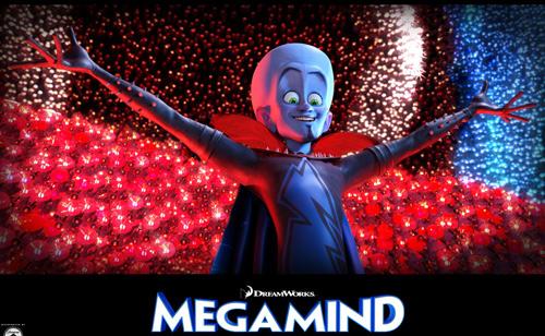 Filmul săptămânii la Cinema City Baia Mare – Megamind 3D