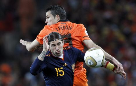 Spania-Olanda este cel mai pariat meci din 2010