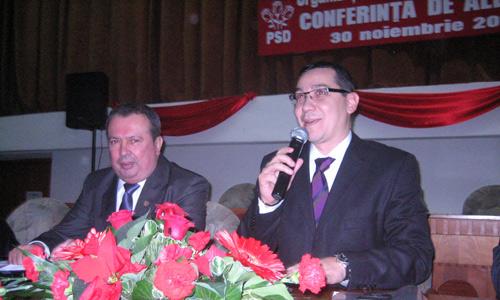 Valer Marian este noul lider al PSD Satu Mare