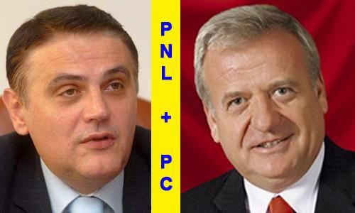 """Primele discuţii despre """"contractul prenupţial"""" sătmărean între PNL şi PC"""