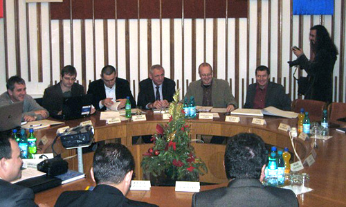 Şedinţă anostă de Consiliu Local