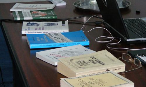 Biblioteca lui Nae Antonescu rămâne la Satu Mare