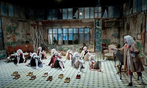 Actori clujeni pe scena Teatrului de Nord