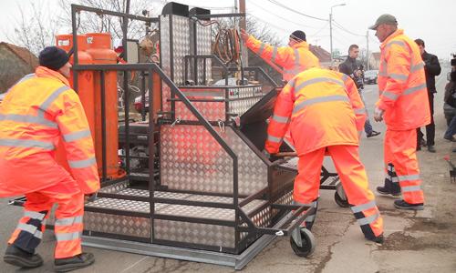 SMURD-ul infrastructurii din România, promite o tehnologie nouă, aplicată în SUA de peste 30 de ani