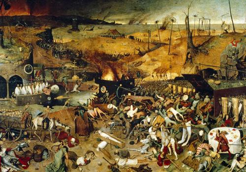 Istoria calamităţilor din zona Odoreului