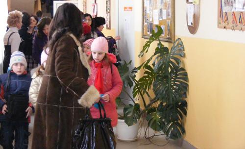 """Concursul """"Mărţişorul"""" Medieşu Aurit, faza judeţeană 2011"""