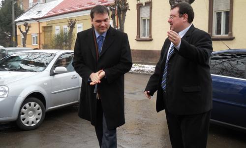 Ministrul Cseke, decis să sprijine în continuare judeţul Satu Mare