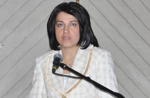 Dorina Grunfeld, noua preşedintă a Organizaţiei Judeţene de Femei a PNL