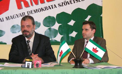 Eckstein-Kovács Péter, în campanie electorală la Satu Mare