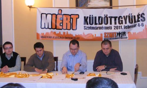Conferinţa tinerilor maghiari la Satu Mare