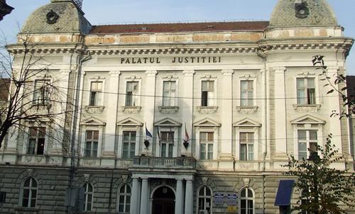 Reparaţii capitale la Palatul de Justiţie