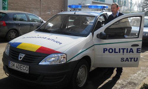 De lunea viitoare, Poliţia Ecologică arde la buzunar