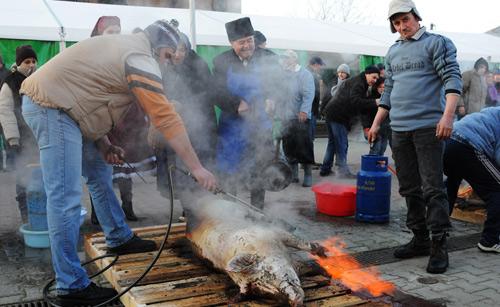 Festivalul tăierii porcului