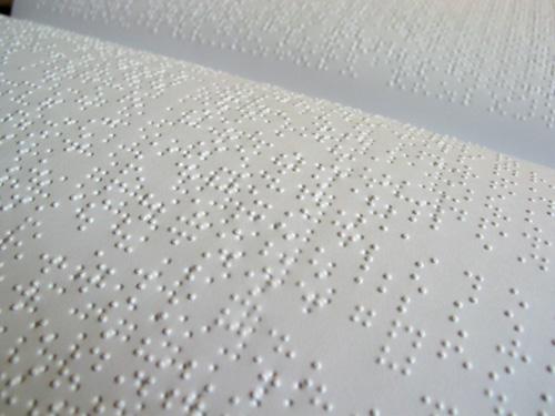 Concurs de citire în Braille