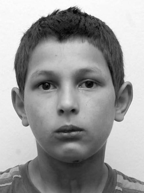 Un copil de şapte ani a dispărut de acasă