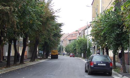 Reîncepe nebunia pe strada Mihai Viteazu