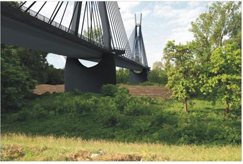 La disperare, IPTANA propune costuri mai mici pentru cel de-al treilea pod