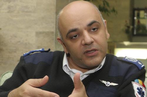 Raed Arafat vine la Satu Mare