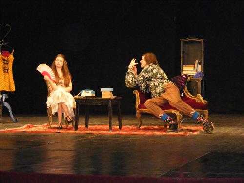 """S-a dat startul Festivalului de Teatru """"ROTARACT"""""""