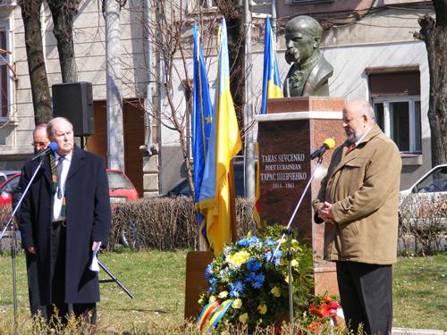 150 de ani de la moartea lui Taras Şevcenko