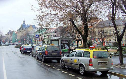 Taximetriștii adună semnături pentru creșterea tarifelor